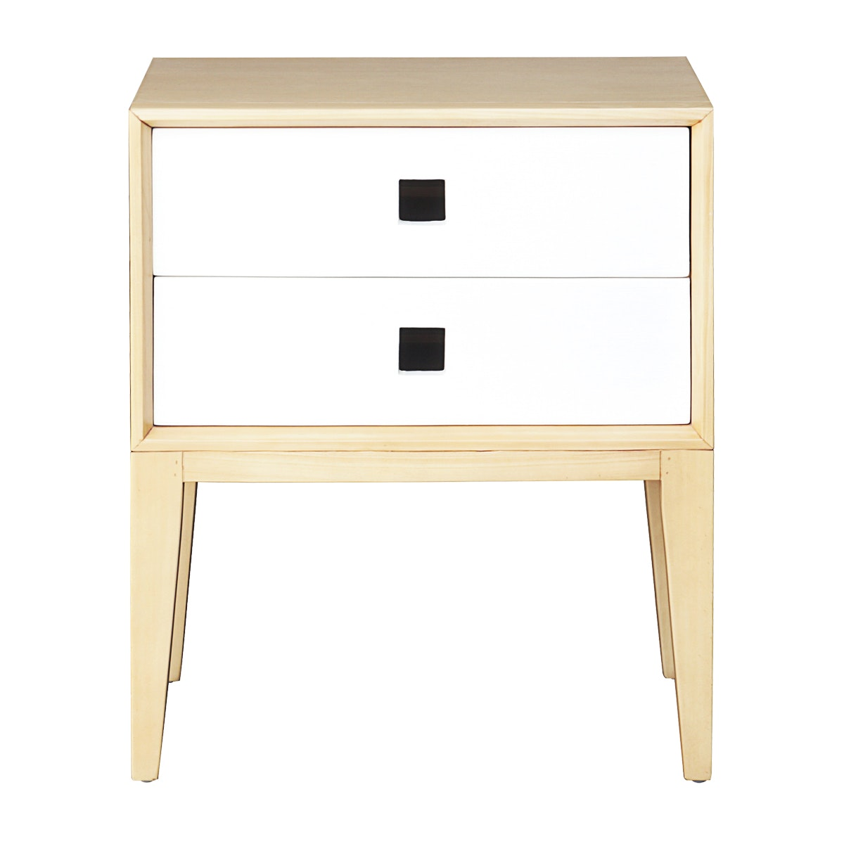 Alegre Nordic Night Table