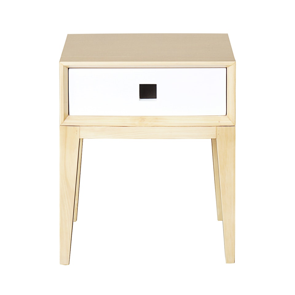 Alegre Nordic Night Table Small