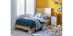Alegre Nordic Bed Set Single