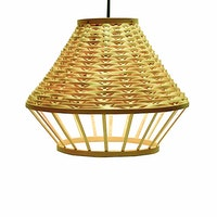 Alur Bamboo Beska Edition Weaving Lamp