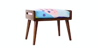 Antik Mebel Stool Santa Monica