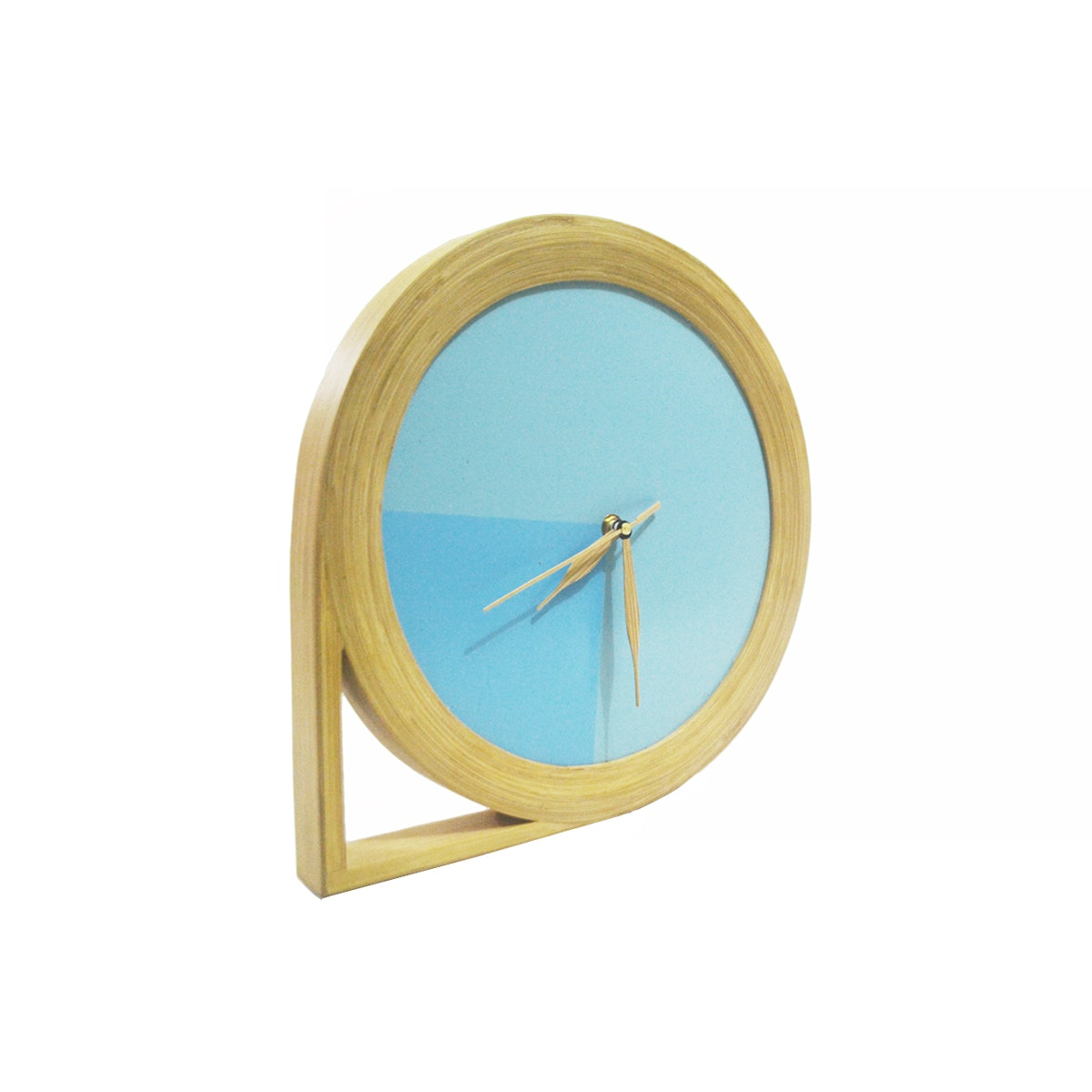 Amygdala Drop Wall Clock