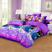 Pesona Disperse Sprei Frozen Lama Uk 120x200x20cm
