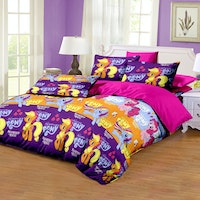 Pesona Disperse Sprei Pony Lama Uk 160x200x20cm