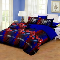 Pesona Disperse Sprei Amazing Spiderman Uk 160x200x20cm