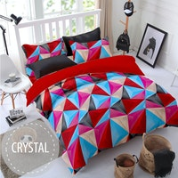 Pesona Sprei Disperse Crystal uk 160 T 20