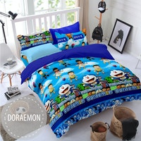 Pesona Sprei Disperse Doraemon 3D uk 120 T 20