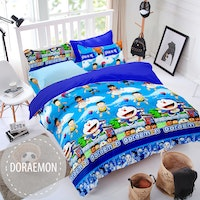 Pesona Sprei Disperse Doraemon 3D uk 160 T 20