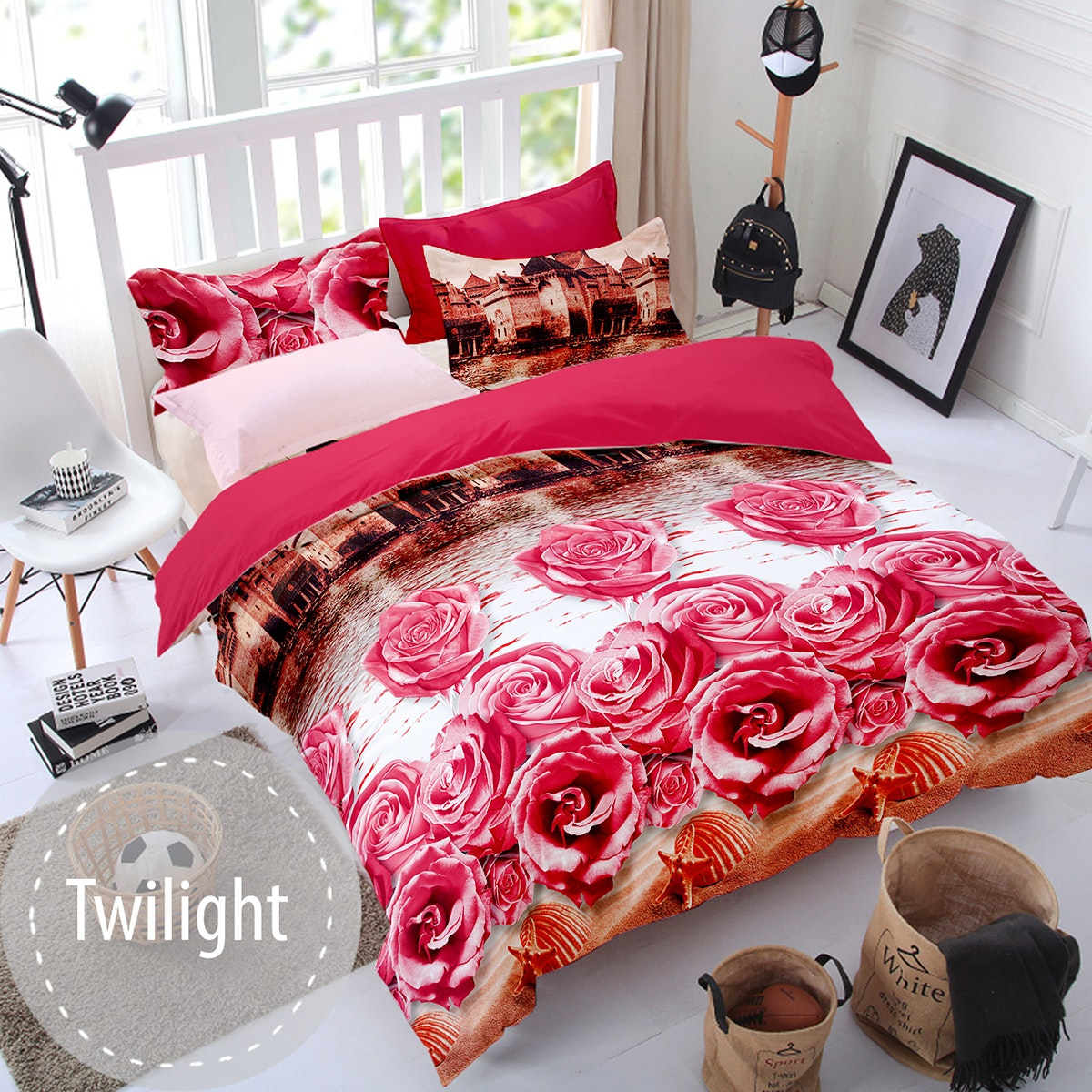 Pesona Sprei Disperse Twilight uk 160 T 20