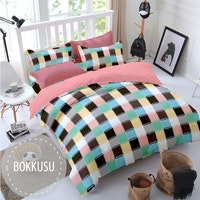 Pesona Sprei Disperse Bokkusu Uk 160 T20