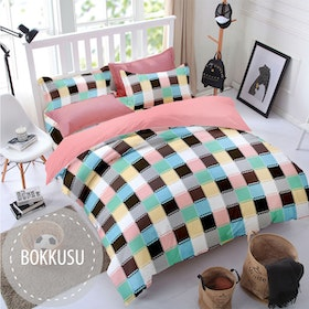 Pesona Sprei Disperse Bokkusu Uk 180 T20