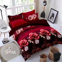 Pesona Sprei Disperse Shepia Uk 180 T20