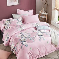 HOUSE OF WINDSOR Bed Cover Tencel Sheree Pink 260x230cm
