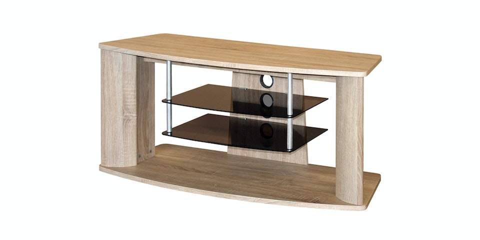 Anya Living Meja TV Vision Sonoma Oak