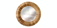 Anya Living Round Conic Mirror D.51 x 5.5cm
