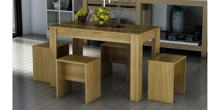 Anya Living Busan Dining Table