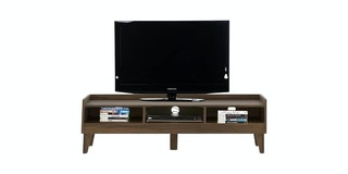 Anya Living Lucas - Peared Wood TV Stand