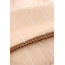 Aria Home Gorden Minimalis CARLA Orange (145cm x 250cm) 1 pasang, 2 pcs