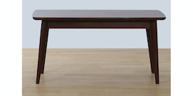 Artista Home Fendi Coffee Table without Shelf Caramel