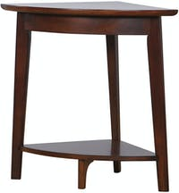 Artista Home Fendi Corner Table Caramel
