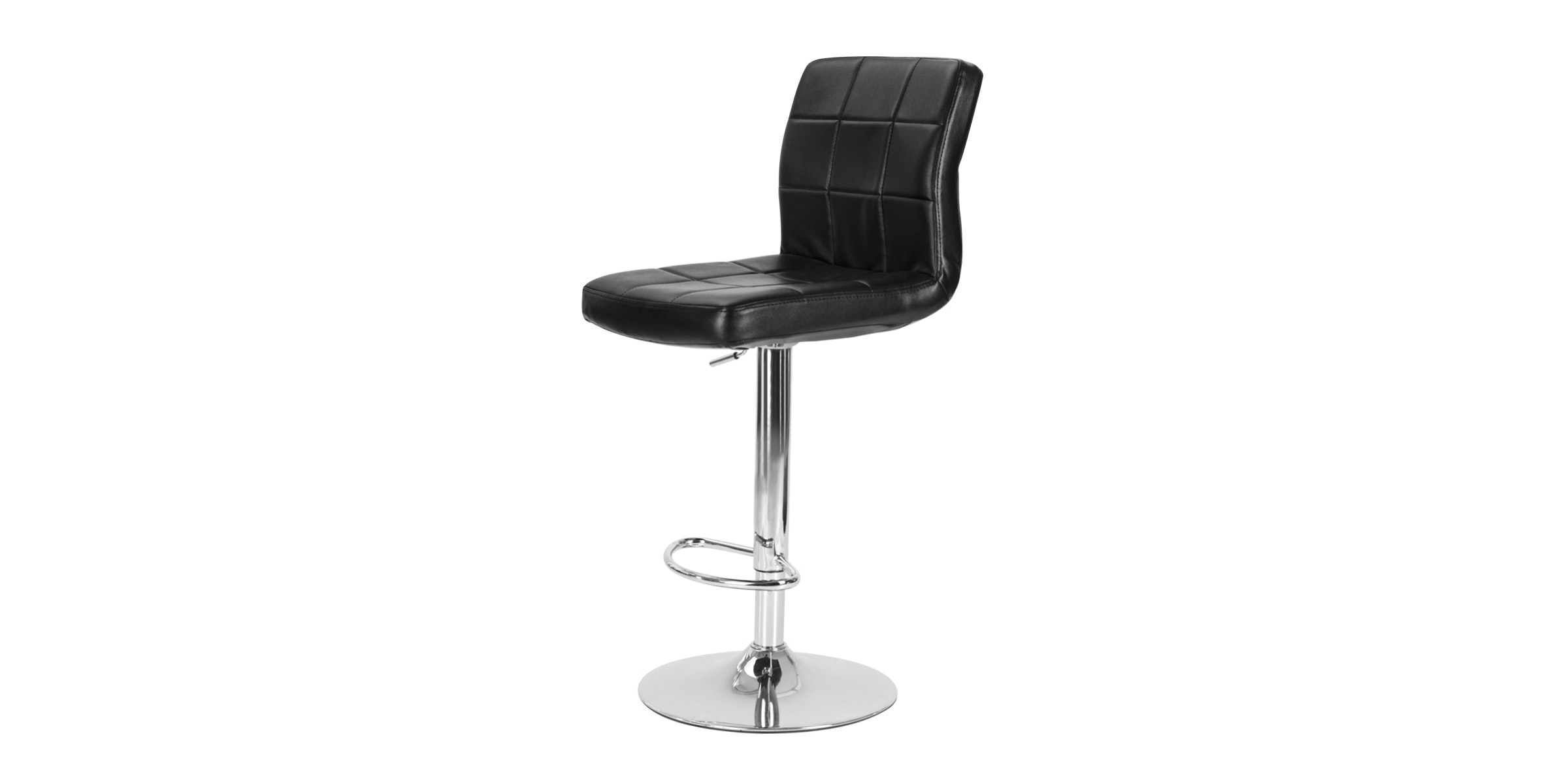 Aveda Bar Stool AC 601 Hitam