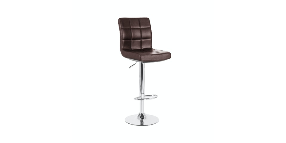 Aveda Bar Stool AC 601 Cokelat