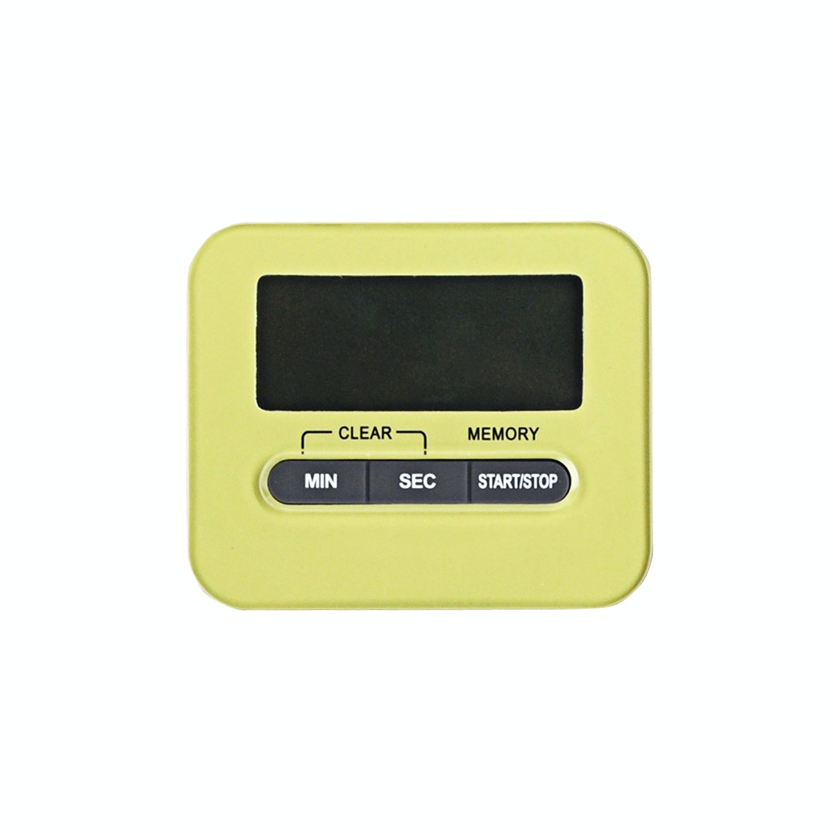 Baker and Barista Timer Yellow