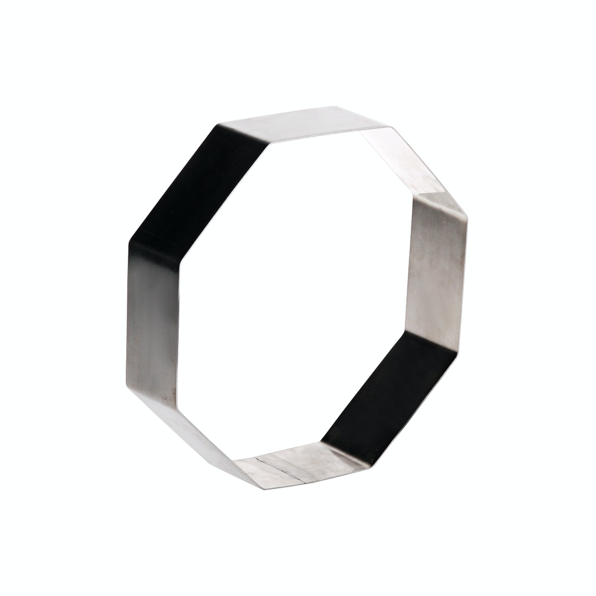Baker and Barista Octagon Mousse Ring 8