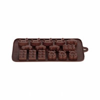 Baker and Barista Choco Mould Baby
