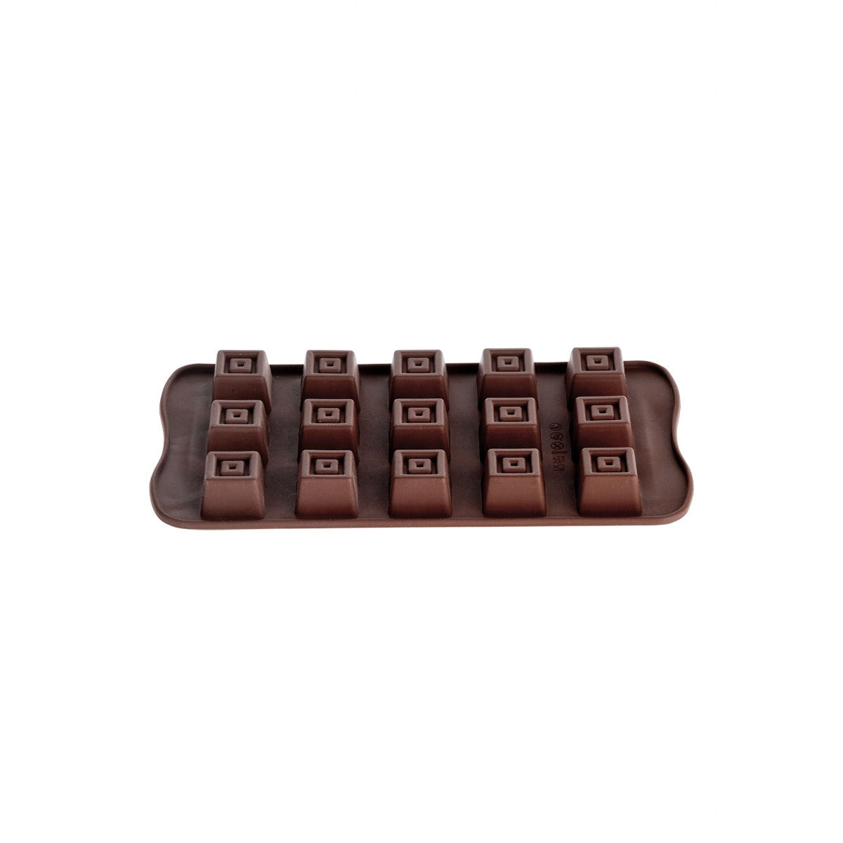 Baker and Barista Choco Mould Square