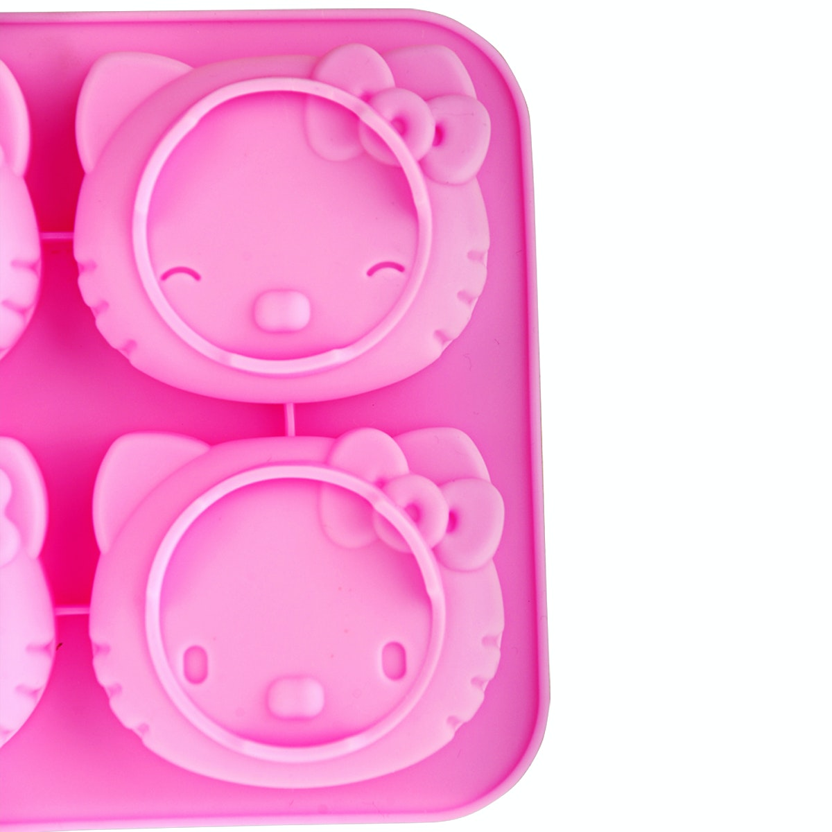 Baker and Barista Kitty Silicon Mould 4pc