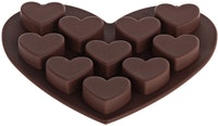 Baker and Barista Choco Mould Heart