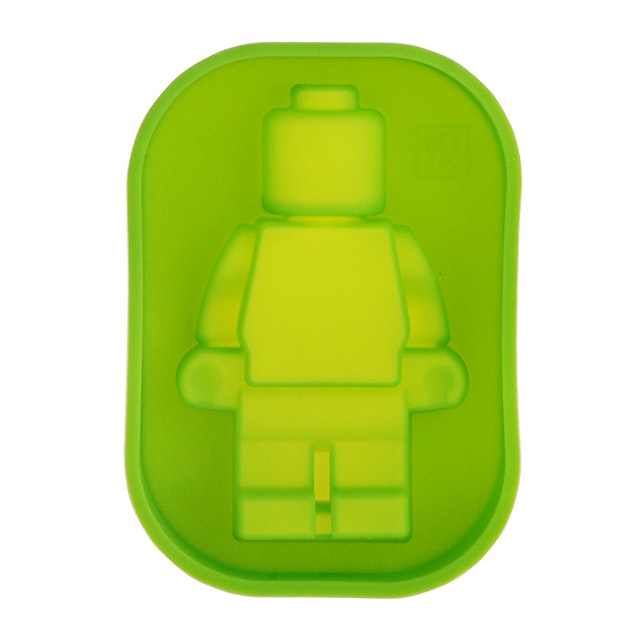 Bakers Lego 1pc Green (s)
