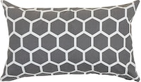 Beam and Co Cushion Cover 50x30cm Cover Beehive Grey