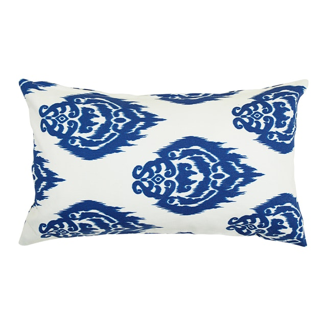 Beam and Co Cushion Cover 50x30cm Cover Royal Deep Blue