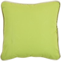 Beam and Co Cushion Cover 40x40cm Case Lime-Ivory