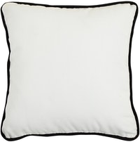 Beam and Co Cushion Cover 40x40cm Case White-Black