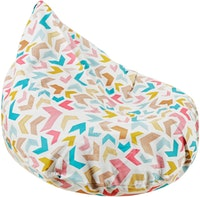 Beam and Co Teardrop Beanbag Chevron Playground