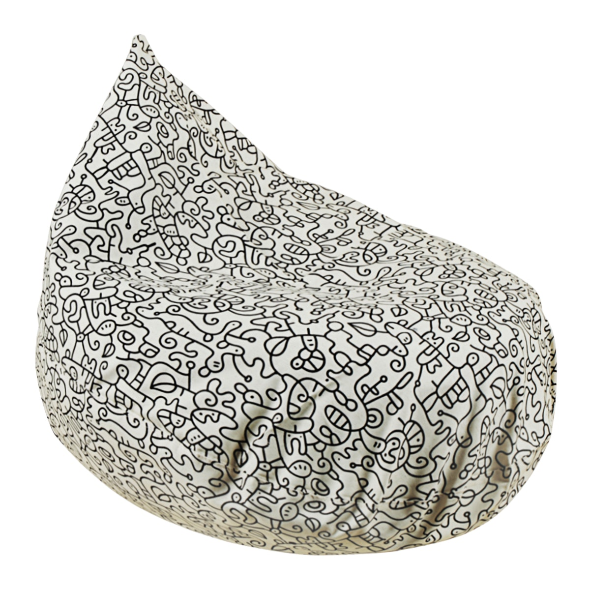 Beam and Co Teardrop Beanbag Kimi