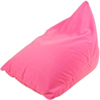 Beam and Co Pizza Beanbag Basic Fabric Pink