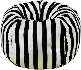 Beam and Co Kisses Beanbag Freeway Zebra