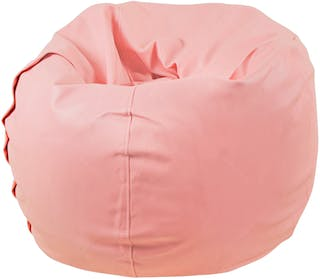 Beam and Co Kisses Beanbag Synthetic Leather Pink