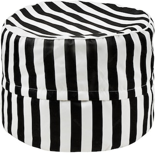 Beam and Co Drum Beanbag Freeway Zebra