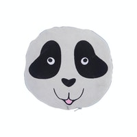 Beam and Co Animal Blanket Grey Panda