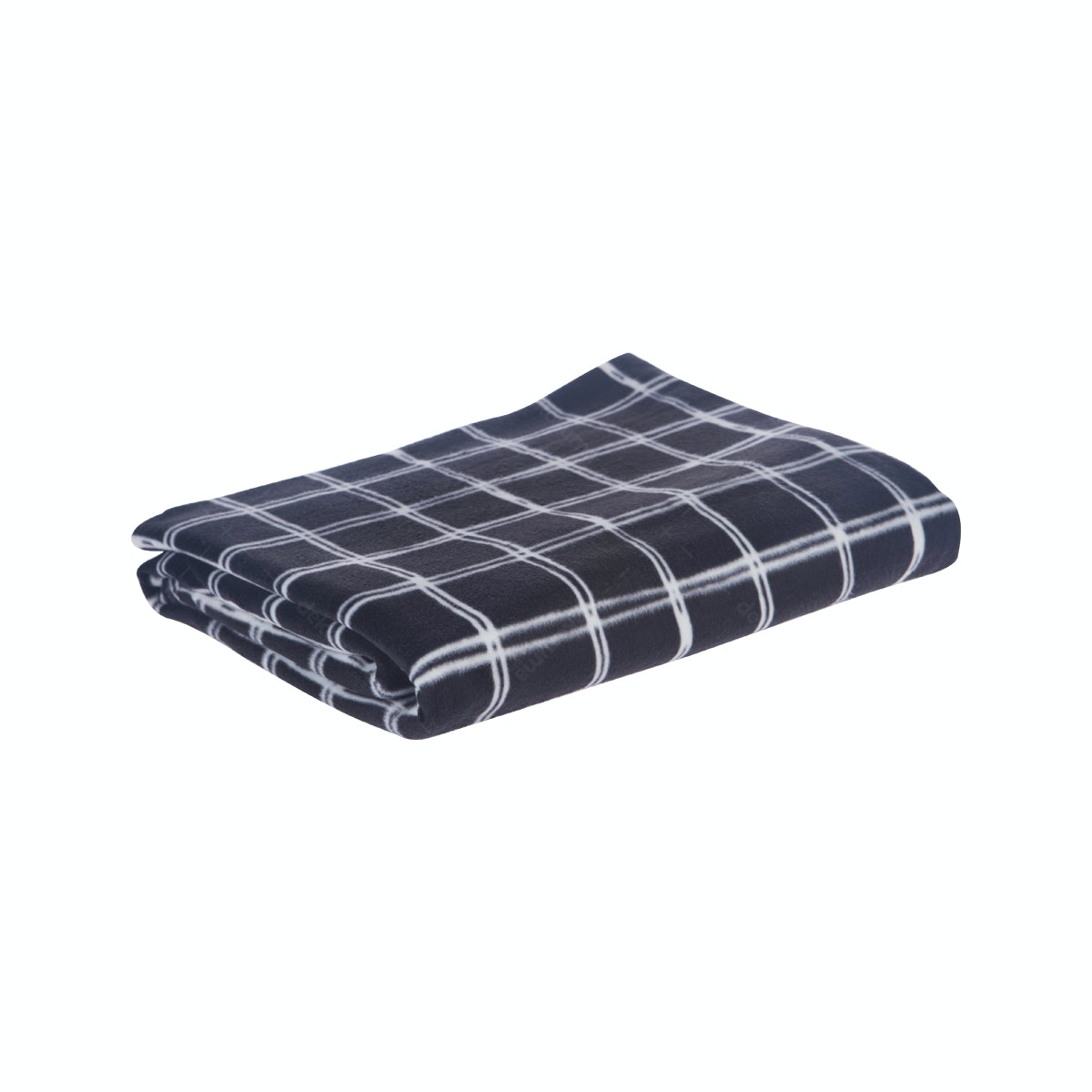 Beam and Co Blanket Black Square