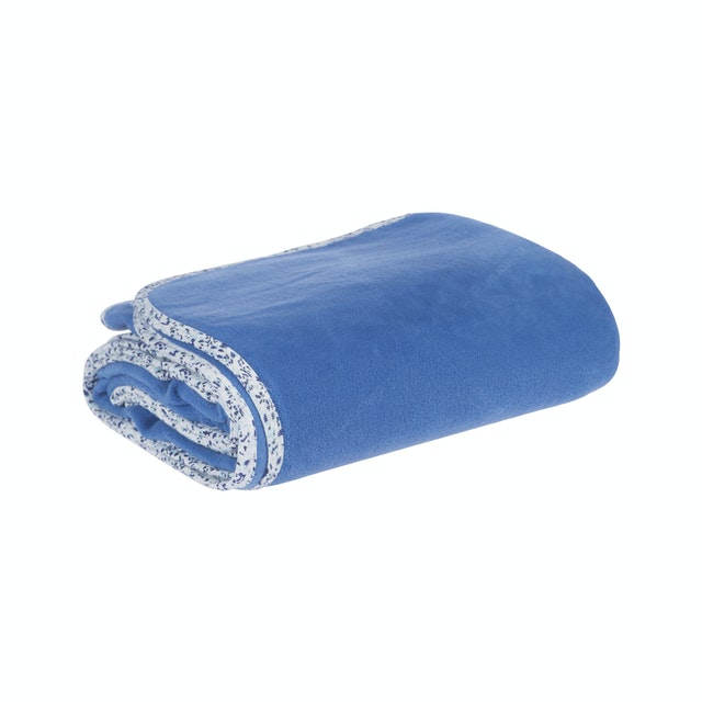 Beam and Co Blanket Blue 03