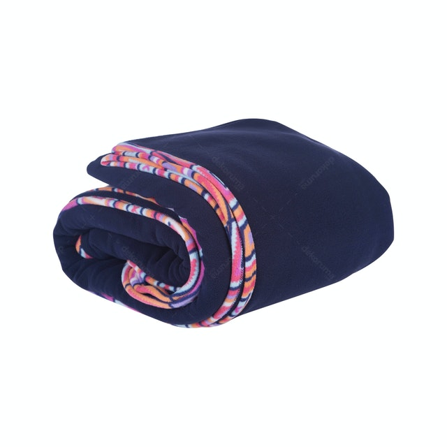 Beam and Co Blanket Navy-01