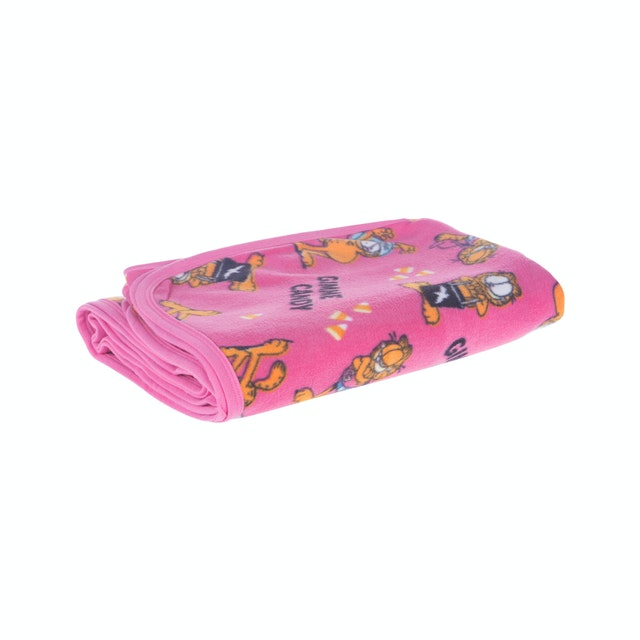 Beam and Co Blanket Pink Garfield