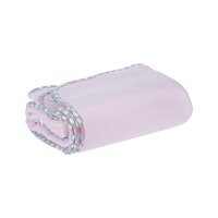 Beam and Co Blanket Pink-01