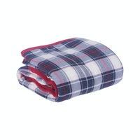 Beam and Co Blanket Red Square